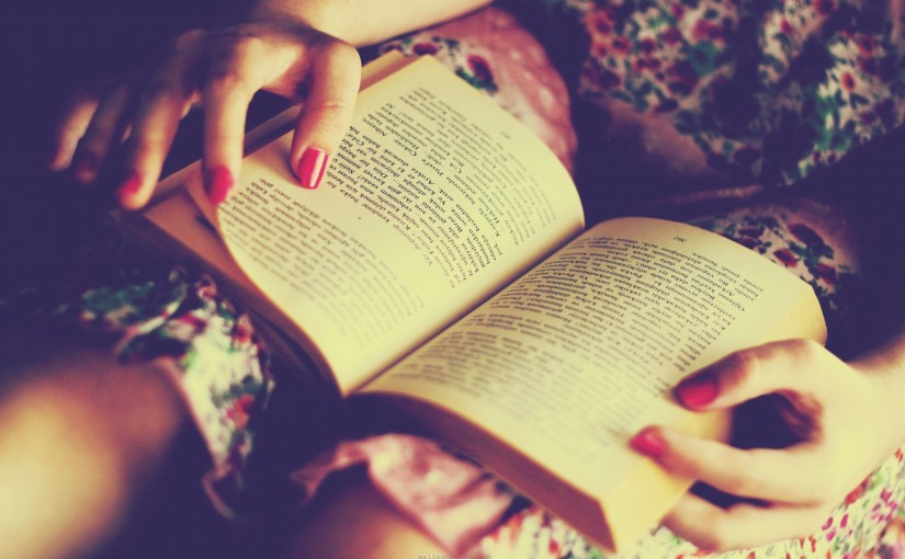 Reduce Your Stress and Read a Book