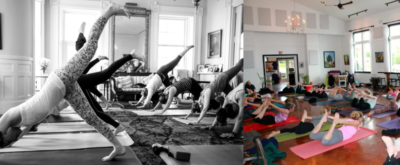 New Lewisburg Yoga Studio: Yoga Dear – Interview with Founder Leanne Matullo